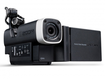 GRAVADOR DE VIDEO DIGITAL EM HD Q4 HANDY ZOOM