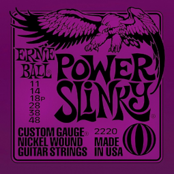 ENCORDOAMENTO ERNIE BALL GUITARRA 011 CLASSIC POWER SLINKY
