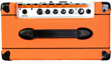 COMBO GUITARRA ORANGE CRUSH PIX CR20L 20W
