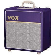 COMBO GUITARRA VOX AC4C1 LTD EDITION PURPLE