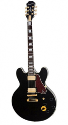 GUITARRA EPIPHONE SEMI ACÚSTICA BB KING LUCILLE BLACK