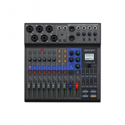 Zoom Mixer LiveTrak L-8