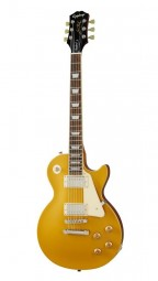 GUITARRA LES PAUL EPIPHONE STANDARD 50S METALLIC GOLD