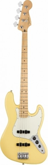 Baixo Fender Player 4 Cordas Jazz Bass Buttercream