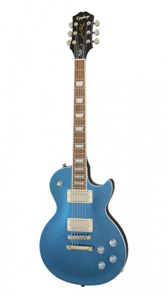 Guitarra Epiphone Les Paul Muse Radio Blue Metallic